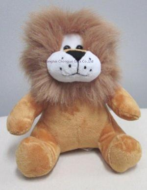 Plush toy lionCJPT-00046