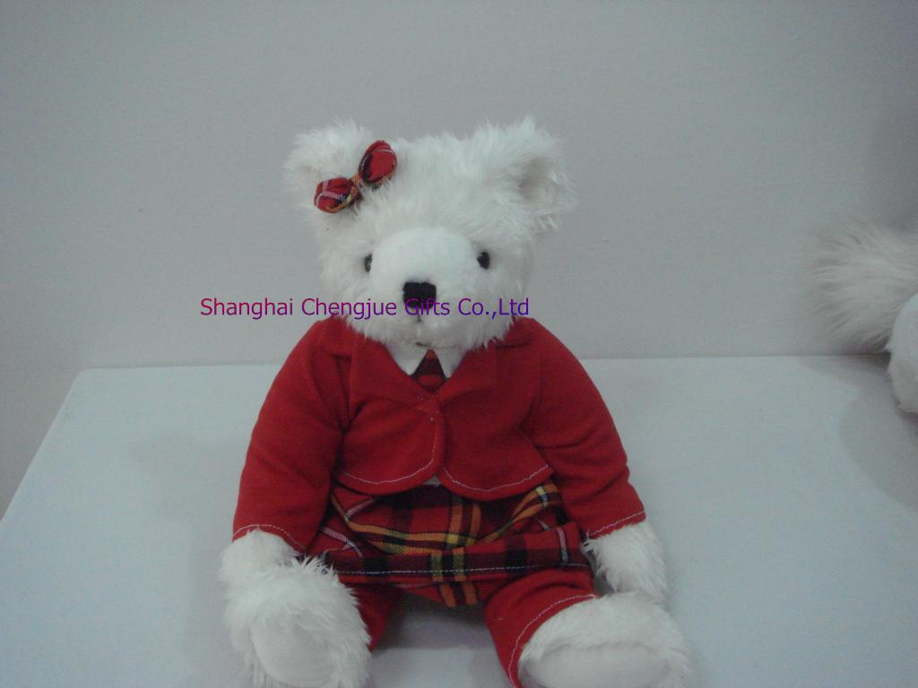 Plush toy bearCJPT00049